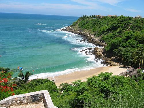 Puerto escondido vuelos y paquetes la mejor playa de mexico - Viajes a puerto escondido ...